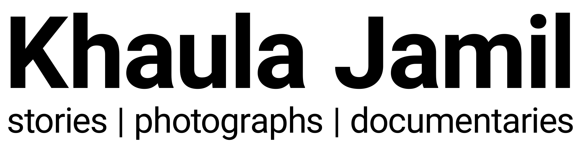 Khaula Jamil logo